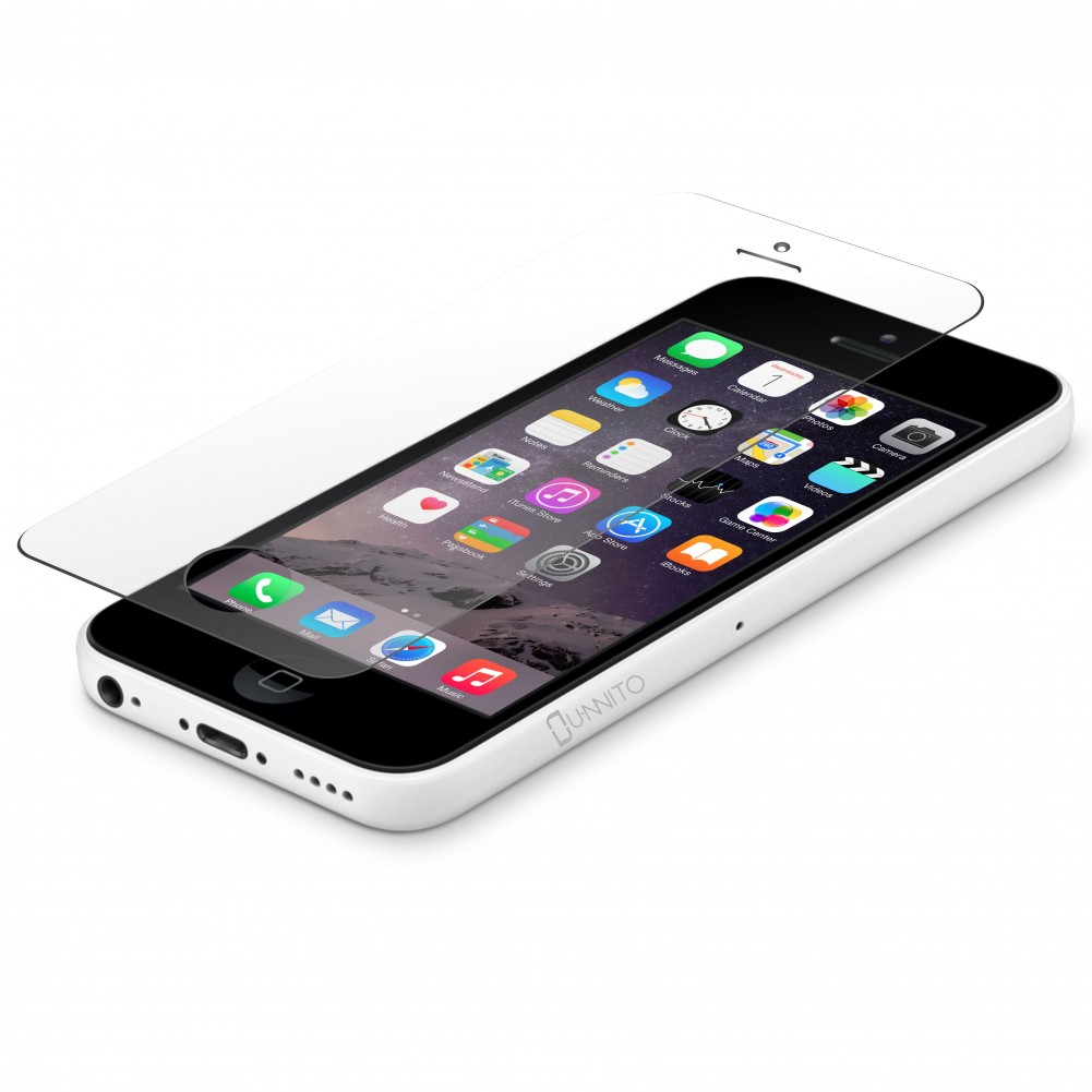 iphone 5c tempered glass iphone 5 5s 5c of se tempered glass screenprotector 14707