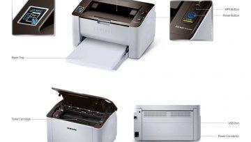 Samsung Xpress Laserprinter SL-M2026W