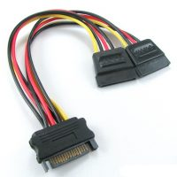 ODD HDD Hard Drive & Optical Drive's SATA Power Cable for